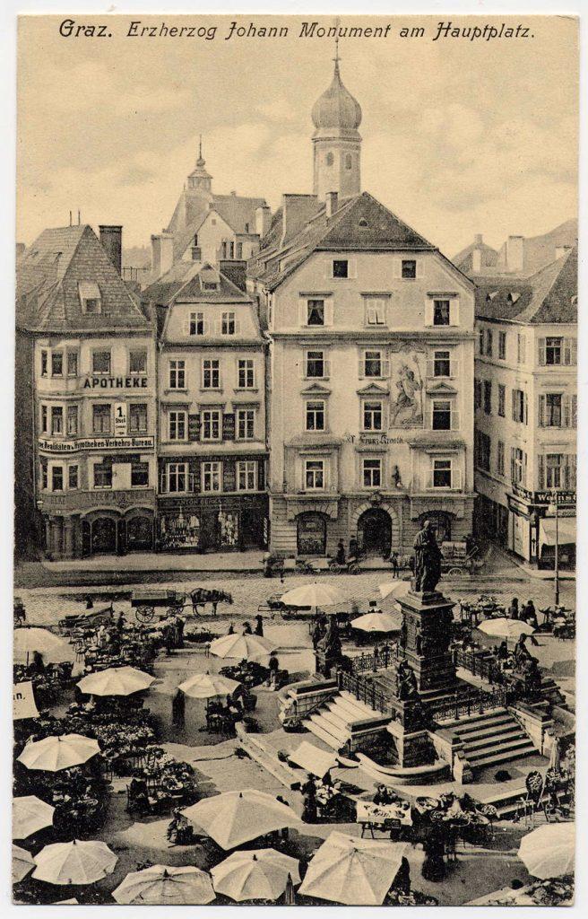 Adler Apotheke-Hauptplatz