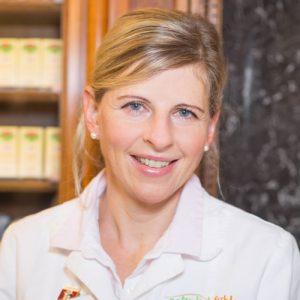 Adler Apotheke-Mitarbeiter Christina Leodolter