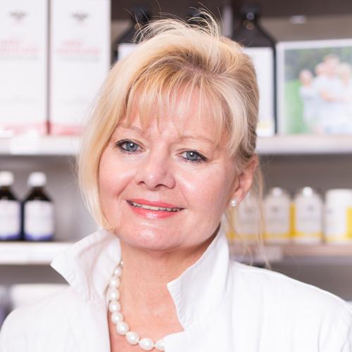 Adler Apotheke-Mitarbeiter Cornelia Theil