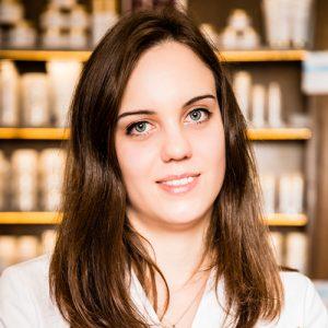 Adler Apotheke-Mitarbeiter Sandra Stocker